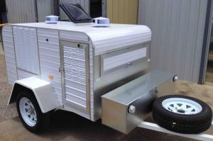 2 berth trailer