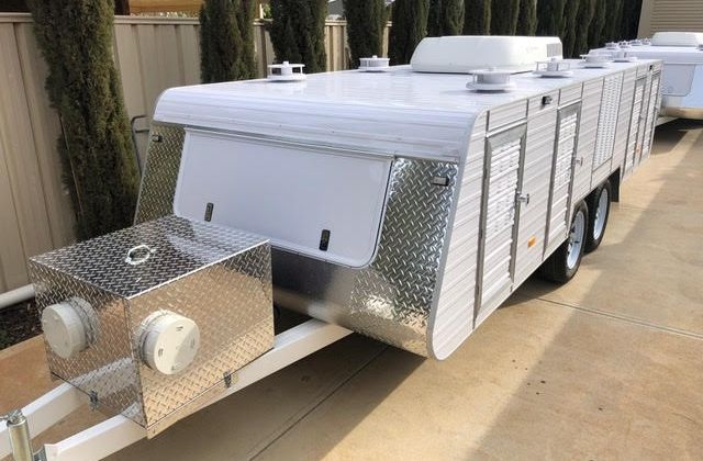 Special Order Dog Trailers